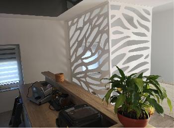 Inteligentny Panele ażurowe, ścianki działowe, balustrady GV14